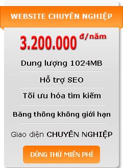 Gian hang Chuyen nghiep